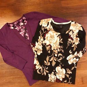 White House Black Market Sweaters
